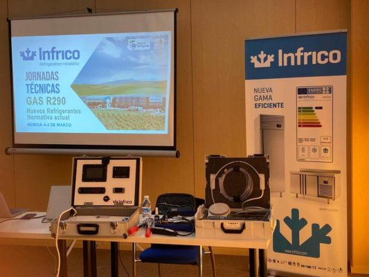 Jornadas Murcia R290-