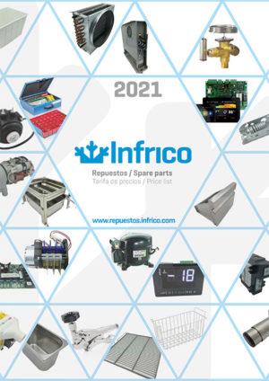 Infrico catalogo-repuestos-2021-ES