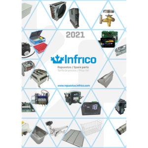 Infrico catalogo-repuestos-2021